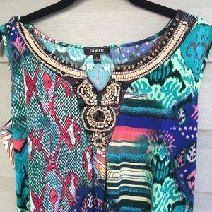 Elementz dress size LG